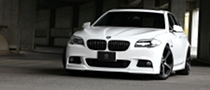 3D Design Tunes the BMW 5 Series M-Sport