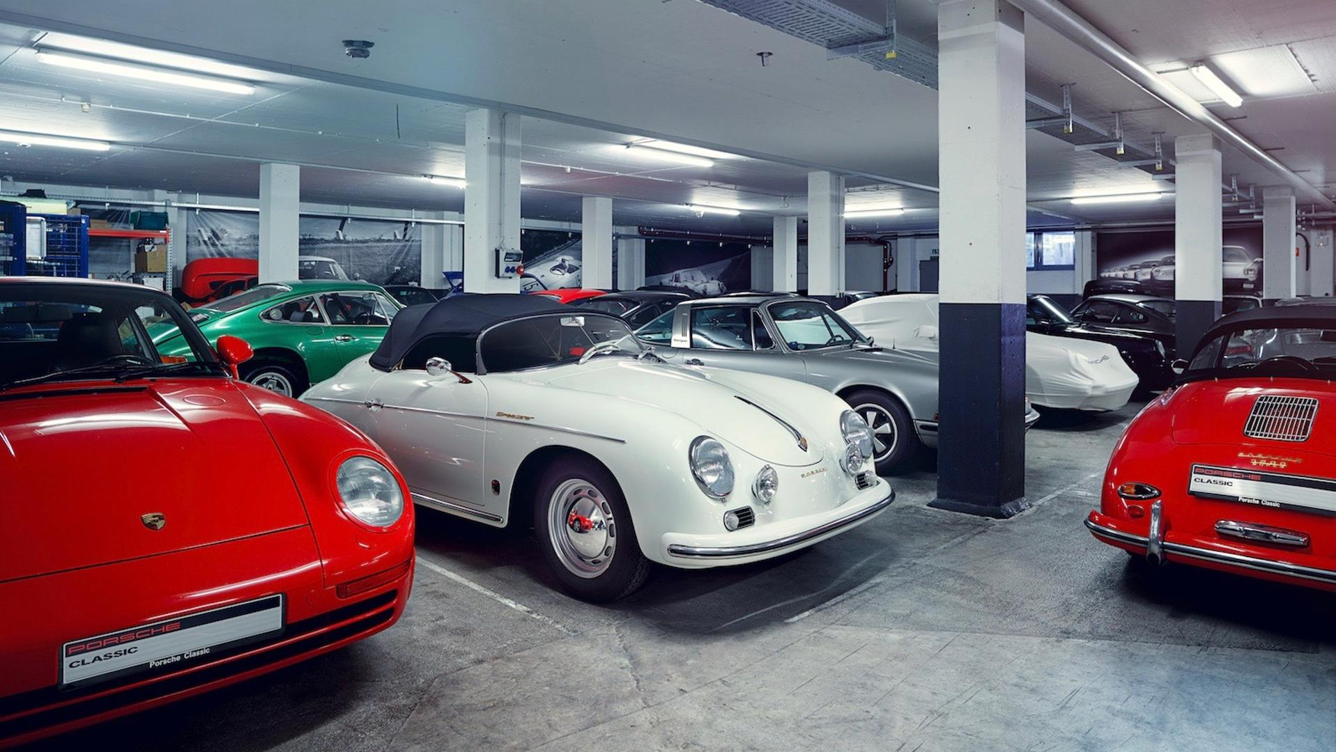 Porsche will 3D print spare parts for classic cars
