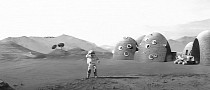 3D Printing the Moon Base Could Start with ICON Olympus Project