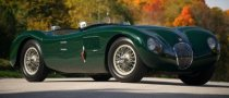 $3M Jaguar Racer to be Auctioned in Monterey