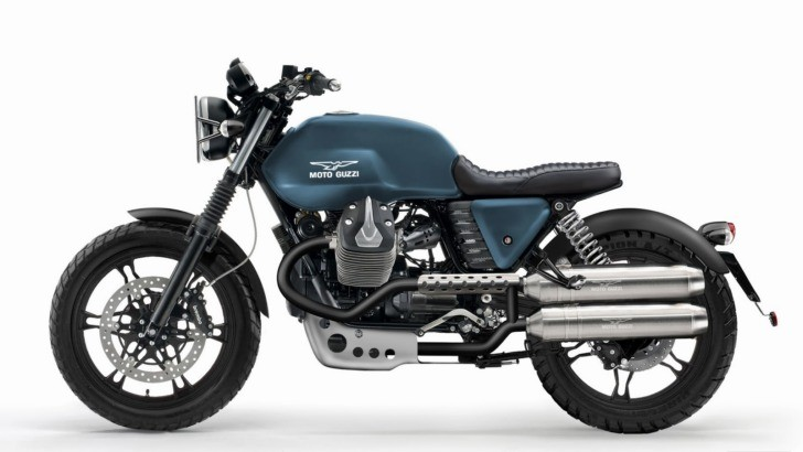 4 Cool Ideas for a Custom Moto Guzzi V7