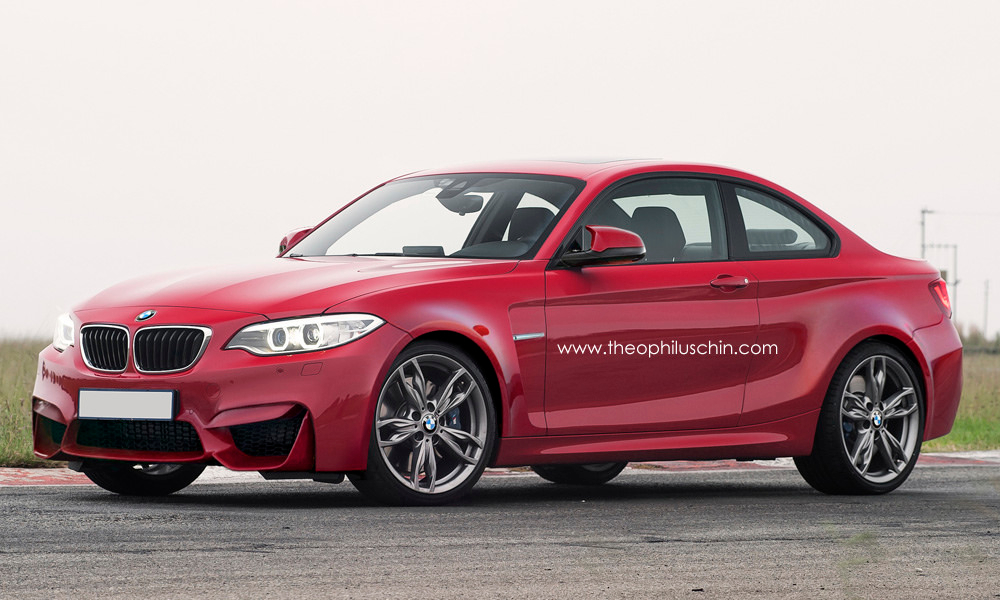 400 Hp Engine For The Bmw M2 We Don T Buy It Autoevolution