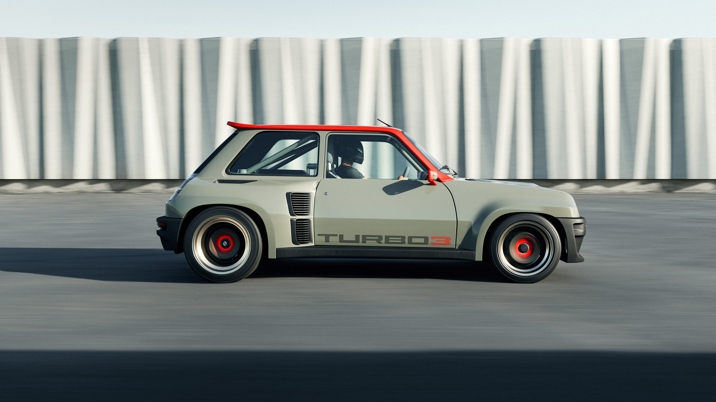 400-HP Turbo3 Is a 2021 Pocket Rocket Restomod From the '80s - autoevolution