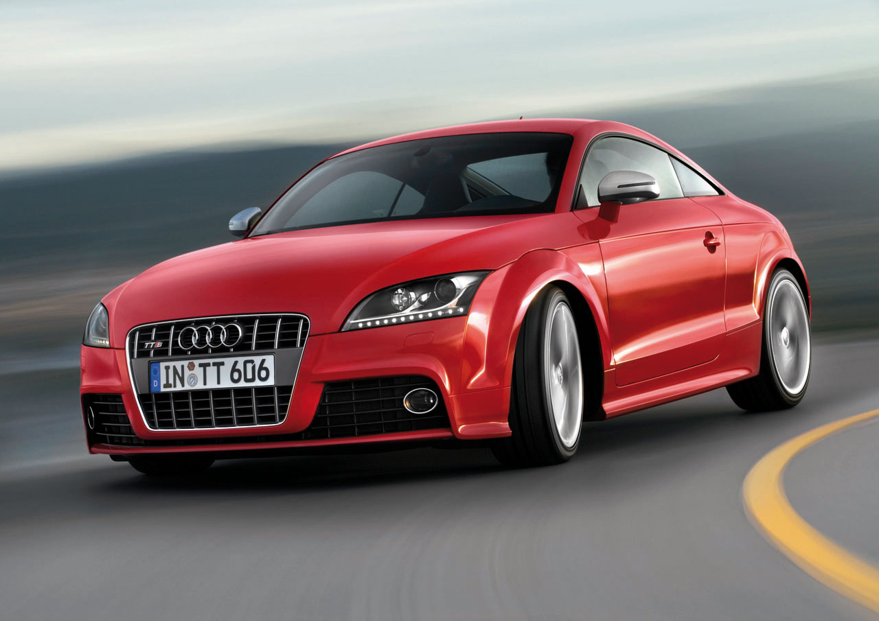Dollars For An Audi TTS Autoevolution - Audi s series price