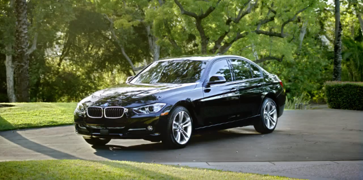 45 MPG BMW 3 Series Gets a Funny Commercial [Video]