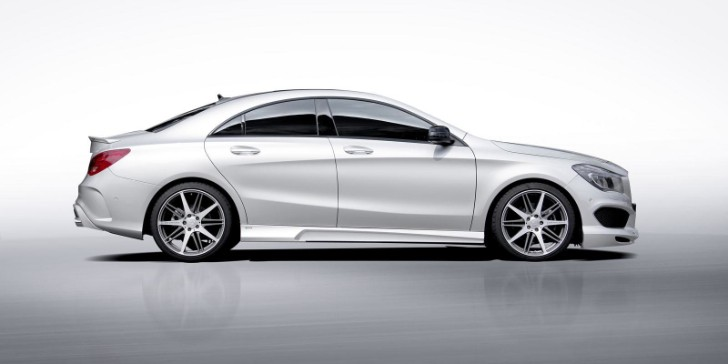 450 hp for the CLA 45 AMG, Courtesy of Carlsson