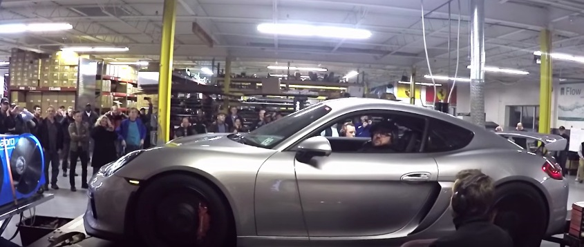 450 hp porsche cayman gt4 hits the dyno sounds like a wicked 911 4 photos porsche 911 publicscrutiny Choice Image