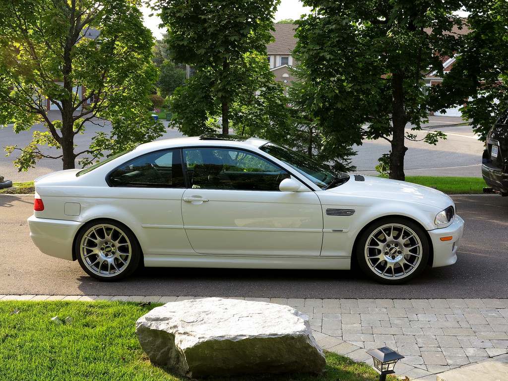 465 hp supercharged bmw e46 m3 auctioned on bring a trailer autoevolution. Black Bedroom Furniture Sets. Home Design Ideas