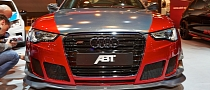 470 HP Audi RS5-R by ABT at Essen 2013 [Live Photos]