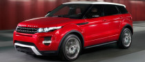 Range Rover Evoque 5-Door Confirmed, New Images Released