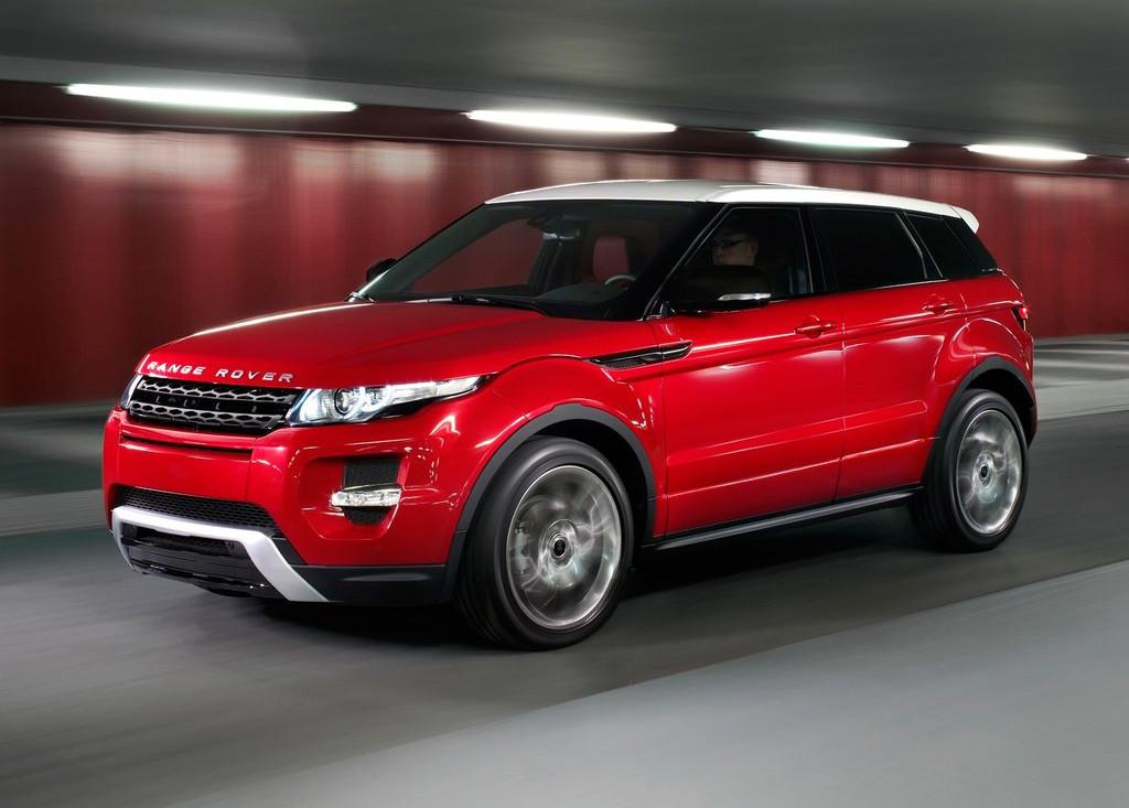 range rover evoque 5 door confirmed new images released autoevolution. Black Bedroom Furniture Sets. Home Design Ideas