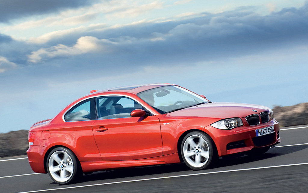 500 HP Upgrade for the BMW 135i Coupe  autoevolution