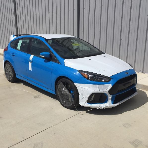 Focus Rs Hp >> 500 Hp Hennessey 2016 Ford Focus Rs Enters The Shop Here S The