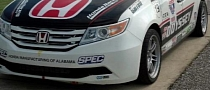 500+ HP Honda Odyssey to Race at 2013 Pikes Peak