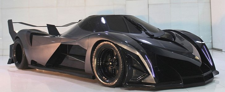 5 000 Hp 300 Mph Devel Sixteen Hypercar Reportedly