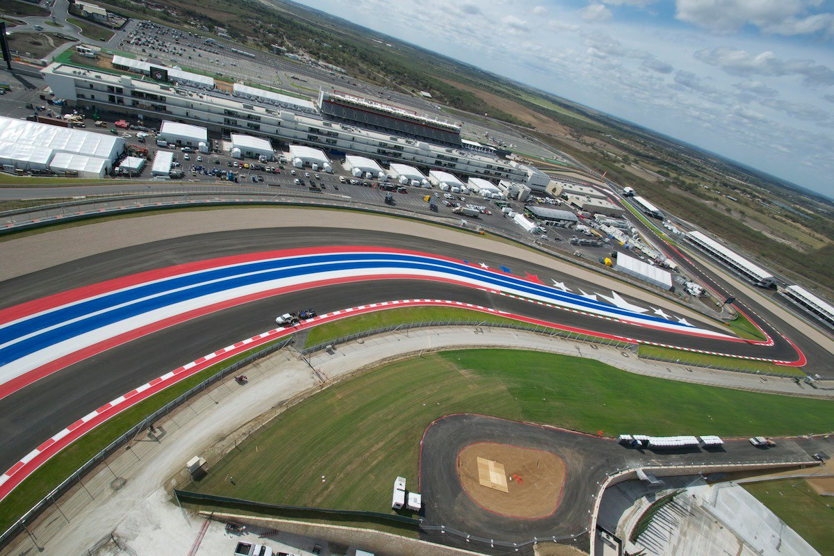 $50,000 a Day for Racing on the Circuit of the Americas Track - autoevolution