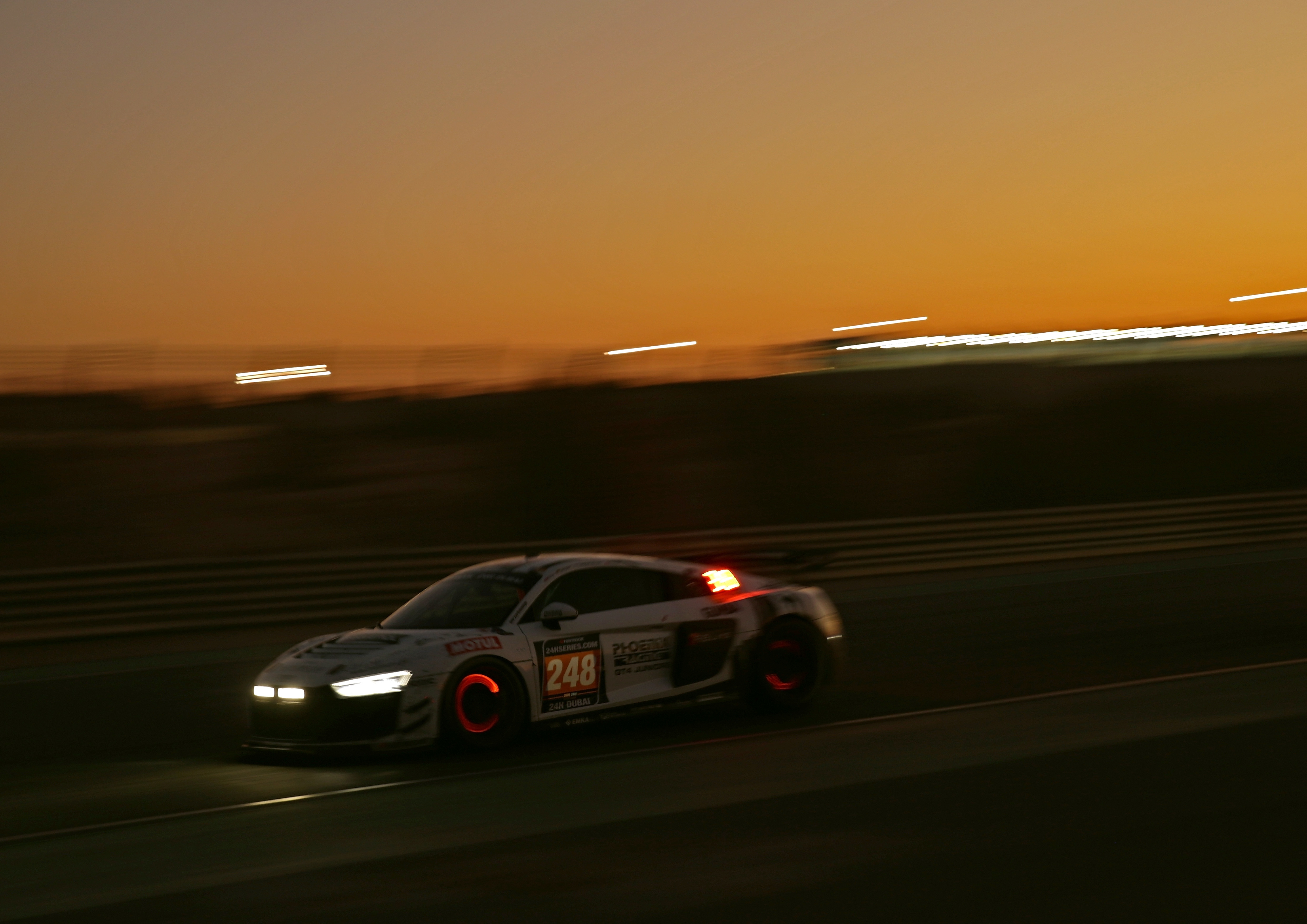 50th Audi R8 Lms Gt4 Rolls Off Assembly Lines Autoevolution