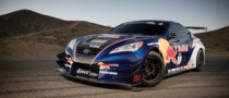 550 hp Genesis Coupe Drift Car Unveiled