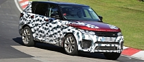 550 HP Range Rover Sport RS Coming to 2013 Los Angeles Auto Show?
