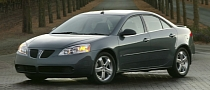 550,000 Pontiac G6 Models Under NHTSA Probation
