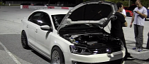554 WHP VW Jetta Proves Its Drag Racing Prowess [Video]