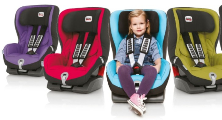 55,455 Britax Child Seats Recalled Over Chocking Hazard