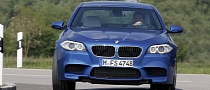 560 HP 2012 BMW M5 Makes Video Debut