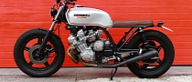6-Cylinder Honda CBX1000 by Tarmac Custom Motorcycles [Photo Gallery]