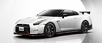 600 HP Nissan GT-R Nismo Officially Revealed [Photo Gallery]