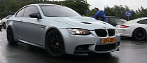 610 HP Supercharged BMW M3 by G-Power Growls [Video]