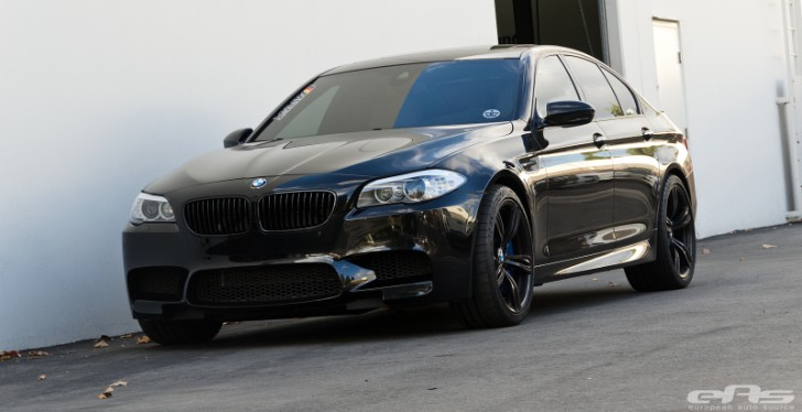 633 HP at the Wheels of this BMW F10 M5 [Video]