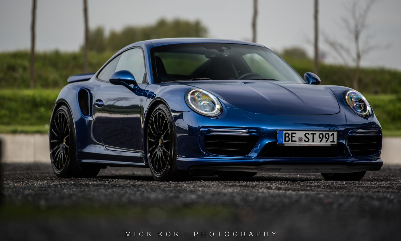670 HP Edo Competition Porsche 911 Turbo S with GT3 RS Hood For Sale ...