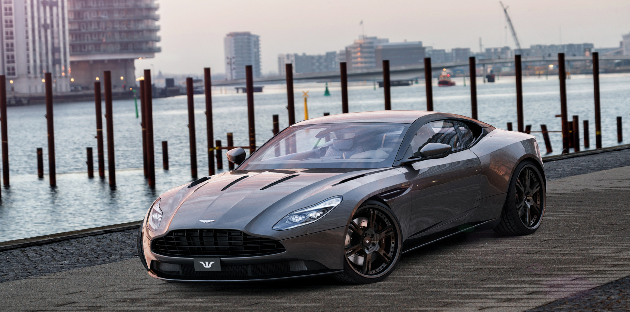 700 hp aston martin db11wheelsandmore is no longer just a
