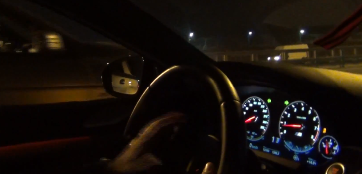 700 HP BMW M6 vs Mercedes-Benz ML63 AMG Gorilla Racing [Video]