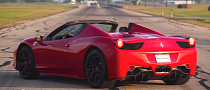 700 HP Ferrari 458 Twin Turbo by Hennessey [Video]