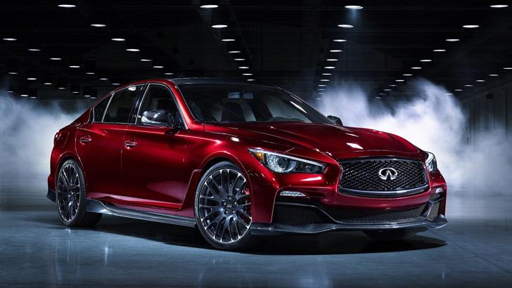 700 Hp Sedan Could Headline Future Infiniti Lineup