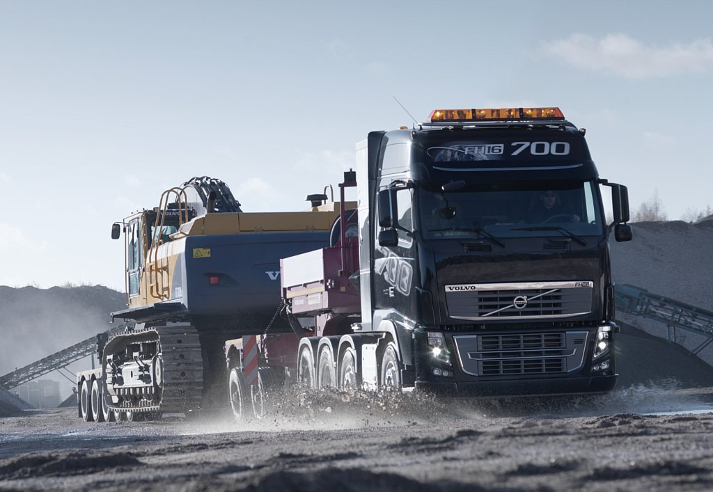 700 Hp Volvo Fh16 The World S Most Powerful Truck