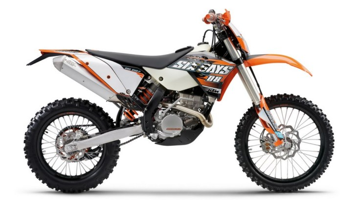 7000 KTM Bikes to Be Recalled