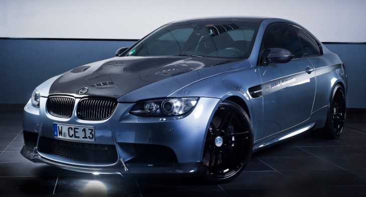 707 HP BMW M3 Tuned by Manhart Racing for Sale - autoevolution