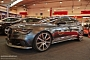 722 HP Audi RS6 by MTM Shows Up at Essen Motor Show 2013 [Live Photos]