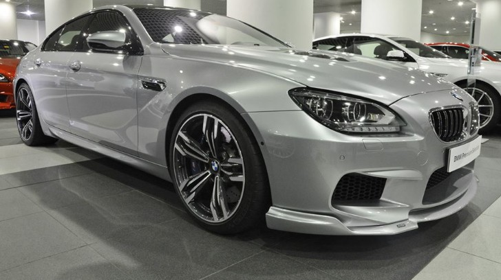 730 hp bmw m6 gran coupe is a tuning hybrid autoevolution. Black Bedroom Furniture Sets. Home Design Ideas