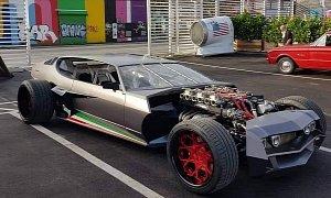 $750,000 Lamborghini Espada Hot Rod Shows Up on eBay, Has