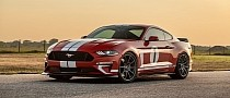 808 HP Ford Mustang GT Heritage Edition Still Around, Smokes Some Tires