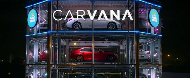 9 Story Vending Machine For Cars Opens In Arizona