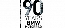 90 Years of BMW Motorrad Book Available