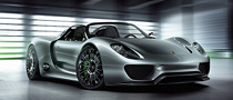 900 Potential Customers for the Porsche 918 Spyder Hybrid