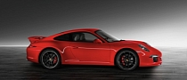 Porsche 911 Carrerra S Gets More Power and New Options
