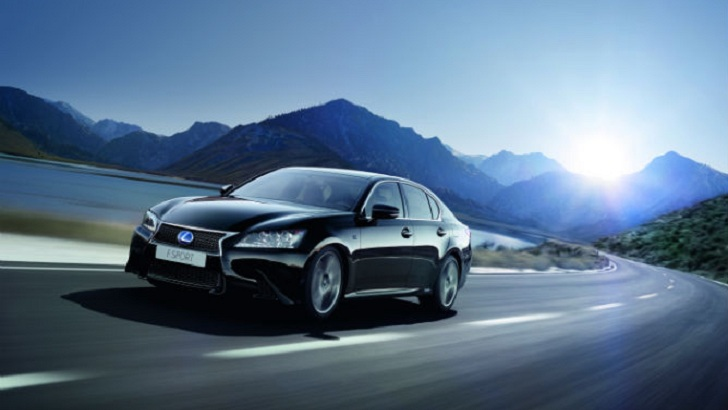 92 Percent of European Lexus Are Hybrids