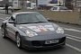 996 Porsche 911 Turbo from Drug Dealers Used by Romanian Police