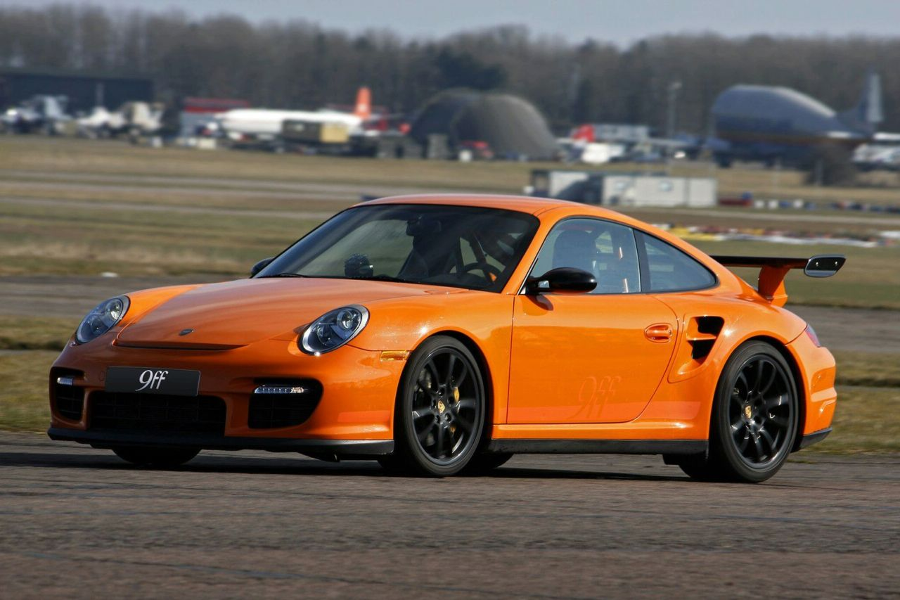 9ff Brings The Porsche 911 Turbo To 700 Hp Autoevolution